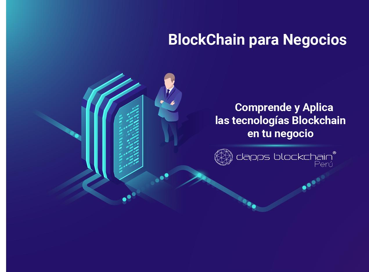 curso Blockchain en peru