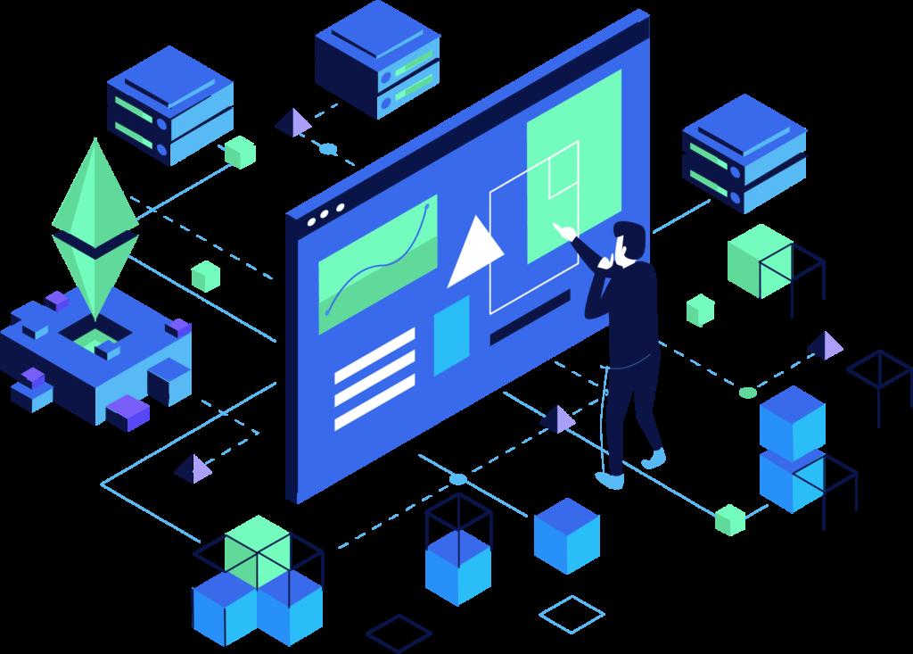 Blockchain en la red