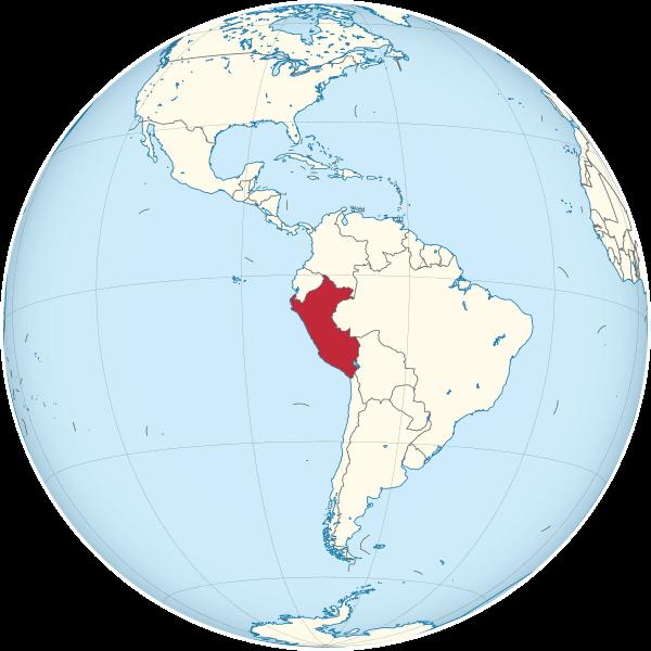 Muestra de Perú