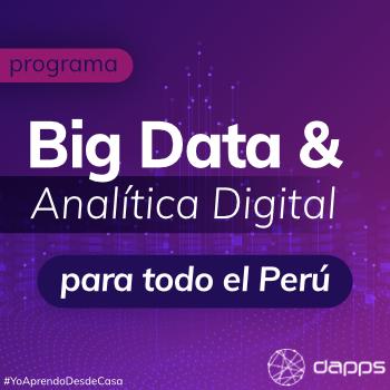 BigData y Analítica Digital para Negocios