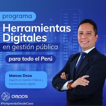 Herramientas Digitales para la Gestión Pública