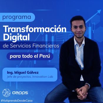 Transformación Digital de Servicios Financieros