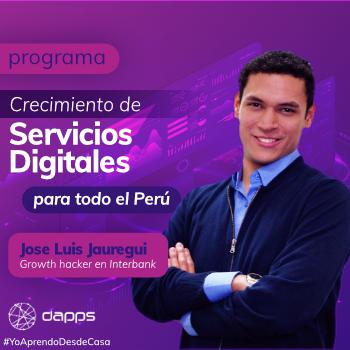 Crecimiento de Servicios Digitales