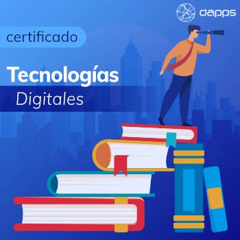 Certificado En Tecnologías Digitales